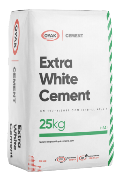 Extra White Cement