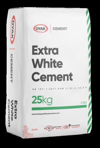 O Cimento Extra Branco